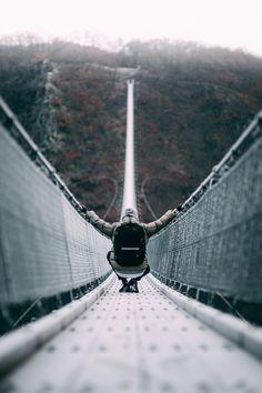 Bridging by  Johannes Hoehn    Photographers Instagram