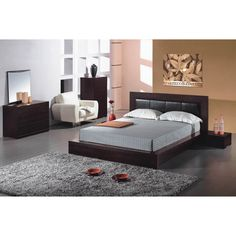 Pareto Storage Platform Bed