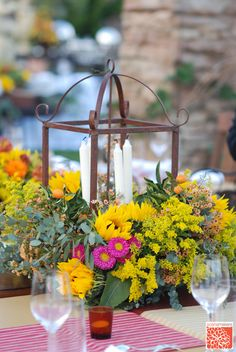 Laguna Beach wedding by Scenemakers