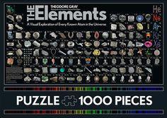 The Elements Puzzle | CLOVER ENTERPRISES ''THE ENTERTAINMENT OF CHOICE'' | Scoop.it