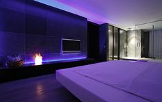 Bellevue Kempinski   Apartments Rimadesio: sliding doors systems, living area, complements, doors, walk-in closet