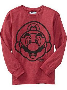 Boys Super Mario Bros.™ Graphic Tees
