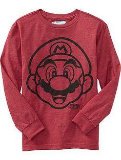 Boys Super Mario Bros.™ Graphic Tees