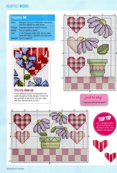flowers and hearts - 2