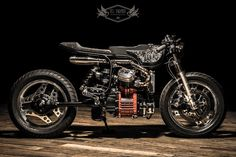 Racing Cafè: Honda CX 500 Sport by EdTurner Motorcycles