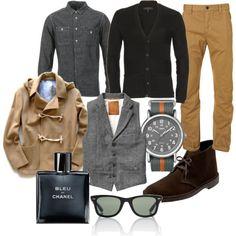 Mens fashion for fall