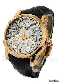 Ulysse Nardin Stranger in the Night Music Box - Rose Gold Limited Edition of 99pcs