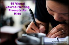 15 Visual Journal Writing Prompts for Kids:  The Teachers Lounge   (Photo by Rory MacLeod)