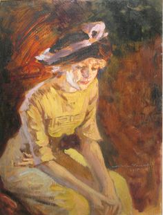 G a b i, My heart to your heart Tom Lovell, Henri De Toulouse Lautrec, Lost In Thought, Vermont, Love Art, Art Drawings, Doodles, Portraits, Paintings