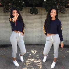 how to wear chambrey women joggers fashion ideas - Yahoo Image Search Results