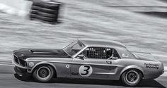 #3 Holman Moody Mustang