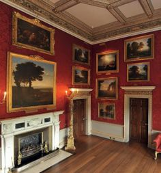 Holkham Hall Interiors | Holkham Hall Interior