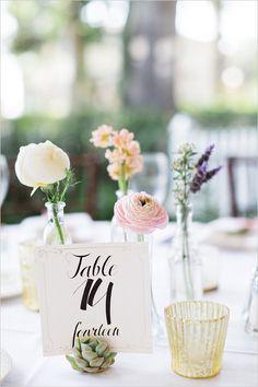 table numbers #tablenumbers @weddingchicks