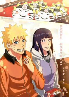 Happy Birthday Naruto 10.10.13