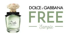 Free Sample of Dolce