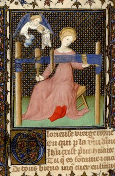 tablet weaving medieval manuscript - Google Search