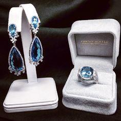 Something blue.  #weddingwednesday