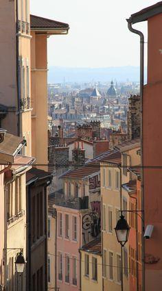 Lyon - Rhône - Croix Rousse
