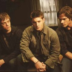 All The Winchester boys. 'Or aka the one time they didn't forget Adam.'