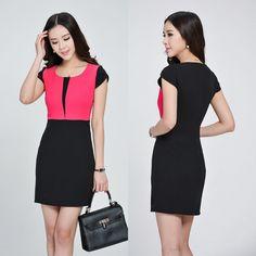Encontrar Más Vestidos Información acerca de Moda Verano de Las Mujeres Vestidos…