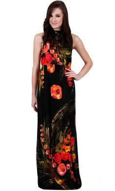 1ecae7dfe52 Robe longue femme ete 2018 Women Summer Long Maxi Dress Sexy Open Back V  Neck Sleeveless Floral Beach Dress Vestidos verano Price