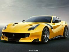 Ferrari is a stunning homage to Tour de France Automobile Luxury Sports Cars, Sport Cars, Ferrari F12berlinetta, Ferrari F12 Tdf, New Ferrari, Ferrari Laferrari, Ferrari 2017, Supercars, Carros Ferrari
