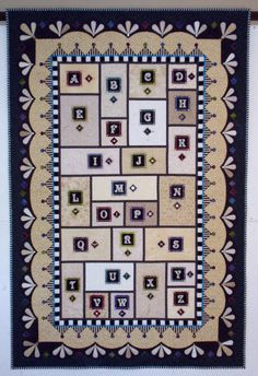 Charm School-2012 by Janet Stone http://myquiltplace.com/photo/charm-school-2012?xg_source=activity