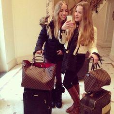 Bye bye Paris✈ by Boat Fashion, Airport Fashion, Rich Kids Of Instagram, Girls Getaway, Lv Handbags, Travel Style, Travel Wear, Airport Style, Fashion Quotes