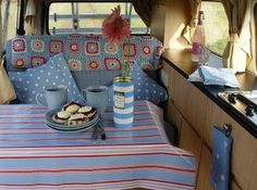 vintage camper decorating 2014