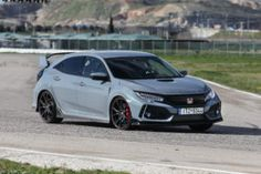 Honda Civic Type R- Test Drive (+Video) | Autoholix