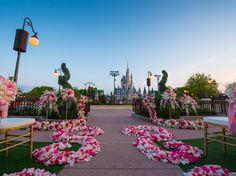 Disney Offering Weddings inside Magic Kingdom