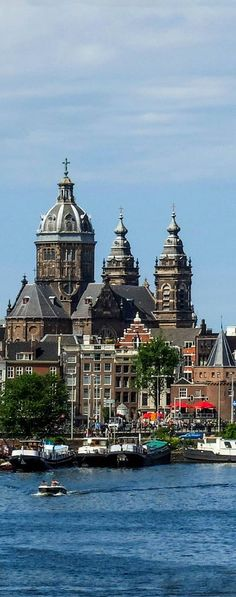 Amsterdam, Netherlands In order to open a #casino in the #Netherlands, you have to obtain a special license.  http://www.companyformationnetherlands.com/setting-up-a-casino-in-the-netherlands