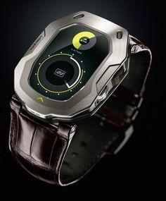 Urwerk UR-105 HIS 'Horological Intelligence System' Watch