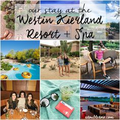 Our Stay at the West
