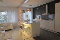 Myytävät asunnot, Jukolantie 4, Kouvola #oikotieasunnot #keittiö #kitchen