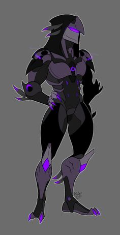 Overwatch Genji in Gore Magala Armor
