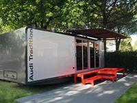 Caravan Fifty - progetto per Union Lido Vacanze e AudiTradition - Cavallino, Italia - 2012