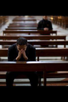 Priests at Prayer