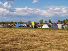 Noclegi na polu namiotowym - Biebrza24