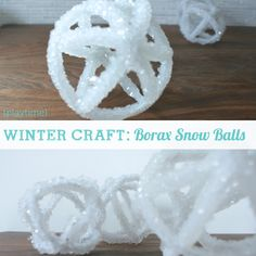 great winter art/science project