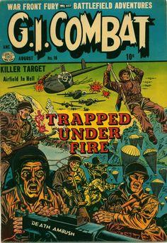G I Combat Comics | ... fan of war comics i almost didn t download this comic book g i combat