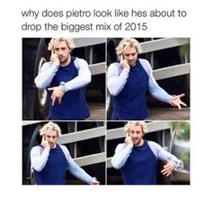 Our little Pietro