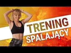 (15) MOCNY TRENING SPALAJĄCY 🔥 | Codziennie Fit - YouTube Bra, Fitness, Sports, Youtube, Fashion, Hs Sports, Moda, Fashion Styles, Bra Tops