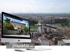 Ofrecemos nuestro servicio de diseño de páginas web en Lleida. Diseño web personalizado y a medida (Barcelona). Más información en www.jmwebs.com - Teléfono: 935160047