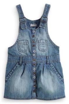 Buy Denim Pinny Dress (3-16yrs) from the Next UK online shop