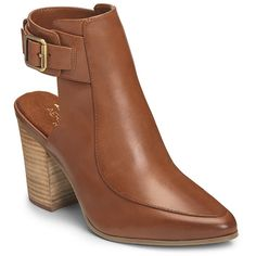 Square Up Open Backed Bootie | Women's Boots & Booties | Aerosoles