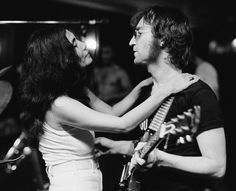 john & yoko.......I ALWAYS THOUGHT THEY WERE TRULY IN LOVE......DIDN'T…