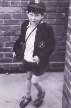 Young Robert Smith