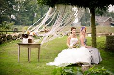 Fotocredit: Irene Kuijpers (https://www.facebook.com/irene.kuijpers.9) - Pinterested @ http://wedspiration.com.