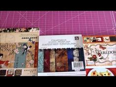 ▶ Materiales básicos de Scrap: Los Papeles - YouTube